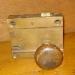 Cast brass railroad rimlatch set with key201-082709-3-2-1