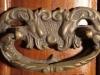 Cast brass furniture pulls