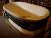 Solid china tub - SOLD