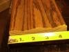 Oak casing, wavy profile 203-071908-4