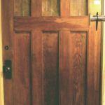 Prairie-Style exterior door 7101