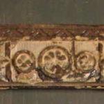 Cast iron Eastlake bin pull 201-4901-1
