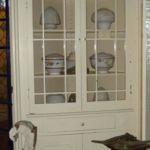 Large corner cupboards 203-6417-2