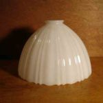 """2-1/4"""" fluted shade 204-090707-3-1"""