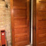 5 panel maple doors 8132