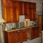 example of kitchen cabinet