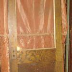 2/3-view office door with plexiglass 5533
