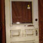 Victorian farm door 7046