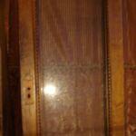 Victorian 3/4 view door 7348