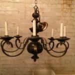 Brass and wood chandeliers 8034.jpg