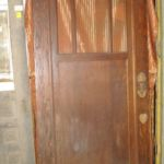 Mission/Arts and Crafts ext. door