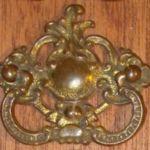 Ornate bale pull